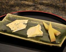 神楽坂アルパージュのチーズ