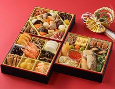 主原料を全て国産素材。素材の味を重視したおせち「祝春華」