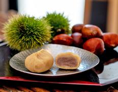 愛媛県産の栗と高級ラム酒を使った大人の栗きんとん『栗華の宴』