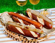本場ドイツの味!ハライコの春のホットドッグ詰め合わせ