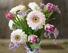 花のある生活 心を豊かに