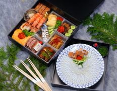下関 古串屋 天然とらふく料理